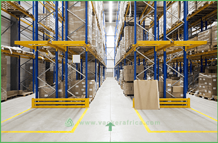 warehouse-humidity-mapping-study