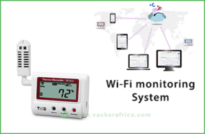 Temperature Amp Humidity Monitoring Alert System Vacker Africa